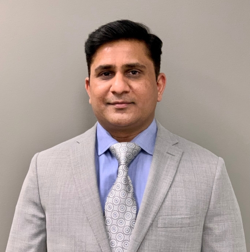 Vijay Gaja, Operations Manager of Canadian Isotope Innovations.